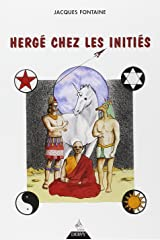 Hergé chez les initiés Broché