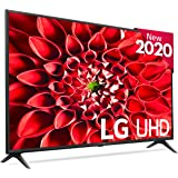 "LG 43UN7100 - Smart TV 4K UHD 108 cm (43"") con Inteligencia Artificial, HDR10 Pro, HLG, Sonido Ultra Surround, 3xHDMI 2.0, 2x"