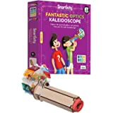 Smartivity Fantastic Optics Kaleidoscope STEM STEAM Educational DIY Building Construction Activity Toy Game Kit, Easy Instruc
