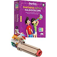 Smartivity Fantastic Optics Kaleidoscope STEM STEAM Educational DIY Building Construction Activity Toy Game Kit, Easy…