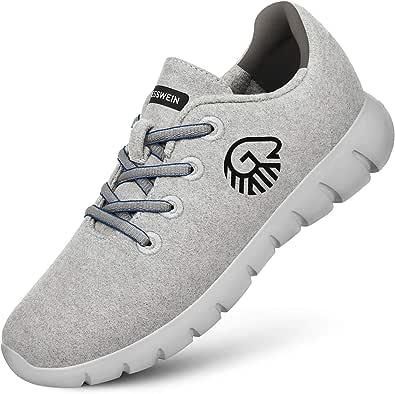Giesswein Merino Runners Sneakers Donne Nero Sneakers Basse