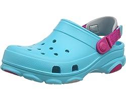 Crocs Unisex Kid's Classic All Terrain Clog