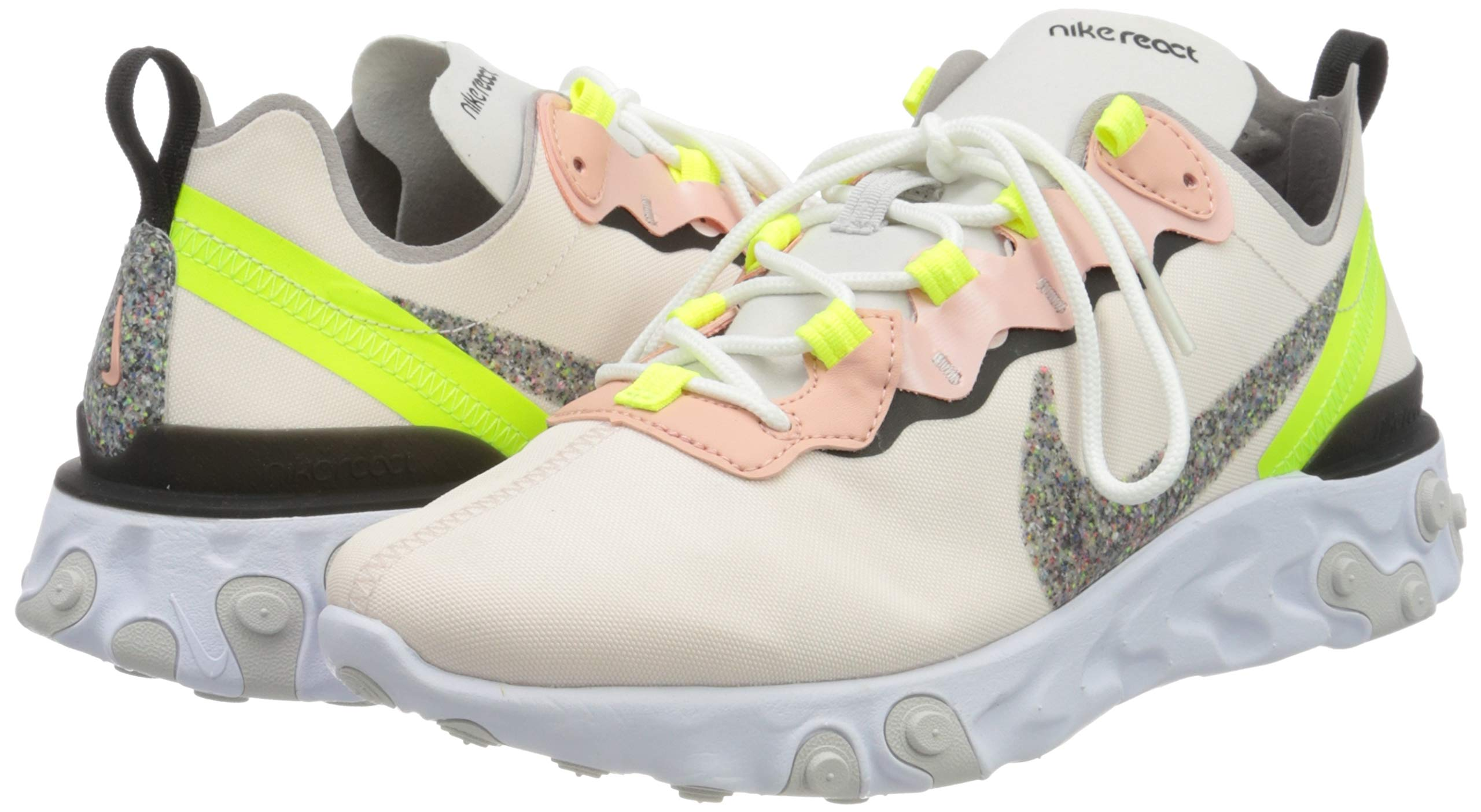 71y3a5G98IL - Nike Women's W React Element 55 PRM Track & Field Shoes