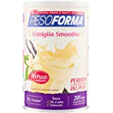 Pesoforma Smoothie Pasti Sostitutivi Dimagranti Shake Vaniglia, Ricco in Fibre, SOLO 201 Kcal per pasto - 16 Pasti - 440…