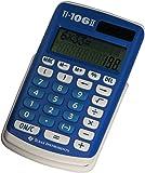 Texas Instruments TI 106 S Calculatrice 4 opérations pour classes primaires