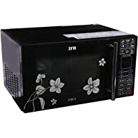 IFB 25 L Convection Microwave Oven (25BC4, Black, Floral Design, With Starter Kit)