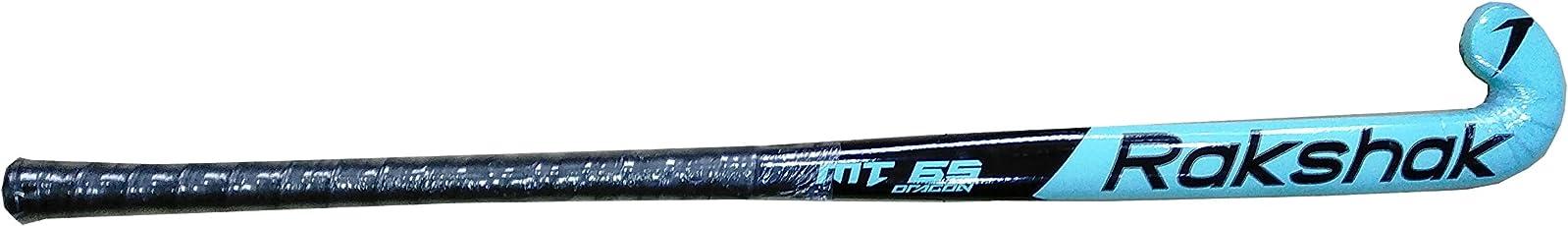 Rakshak Dragon Wooden Composite Painted Hockey Stick having Carbon Black Touch - Full Size