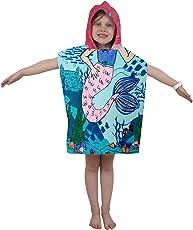 Athom Trendz Premium Girls Hooded Bath Towel 60x120 cm
