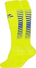 Nivia Encounter Soccer Socks - Medium (Yellow)