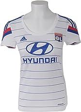 Adidas Olympique Lyon Damen Trikot Jersey Gr.L (44)