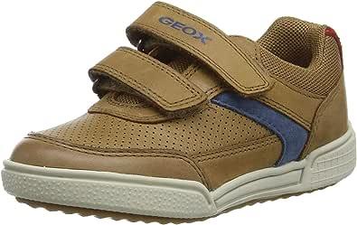 Geox Boy's J Poseido Boy a Sneaker