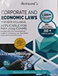 Corporate And Economic Law For New Syllabus Applicable for May 2019 Exams