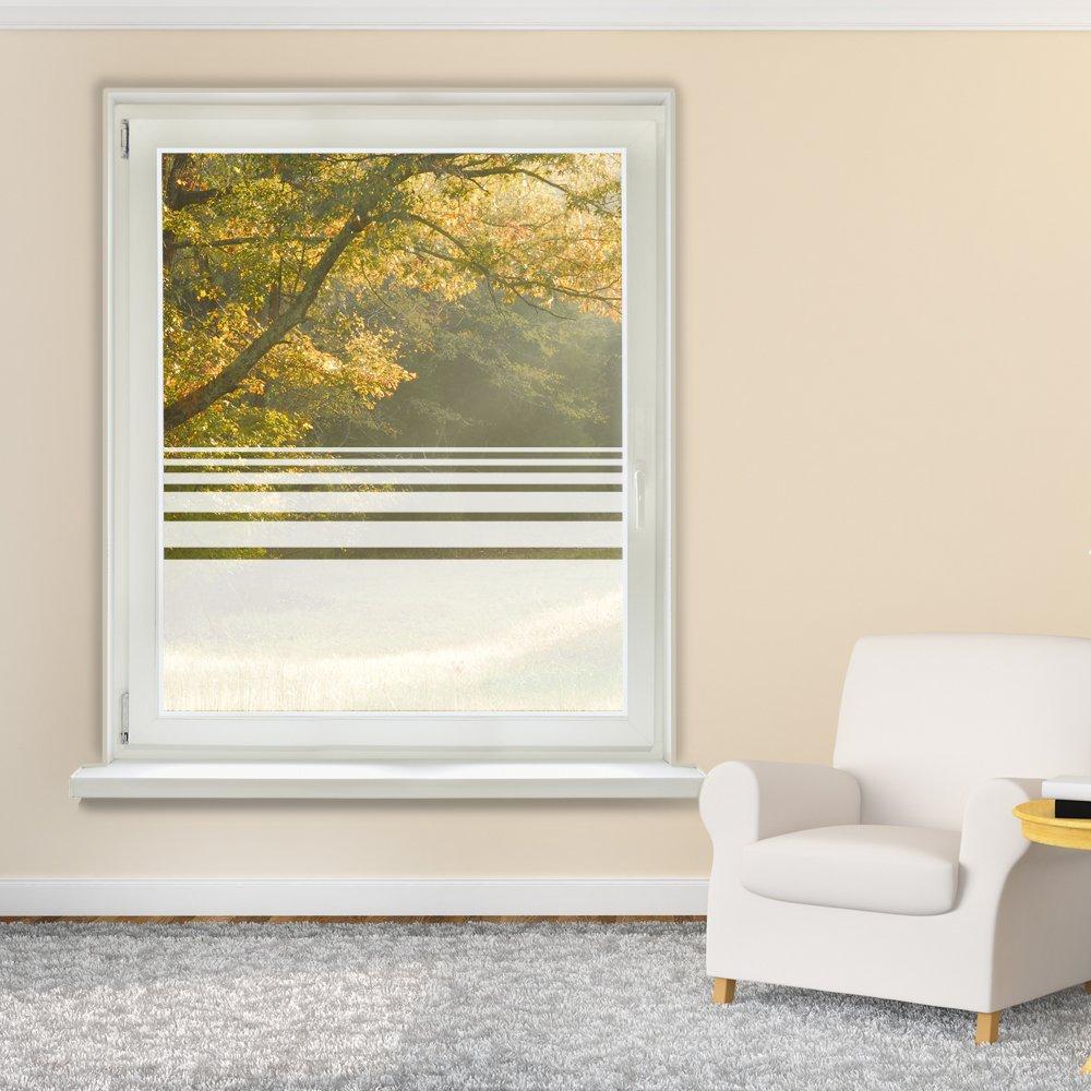 Amazon Fensterfolie Glasdekor Sichtschutz Fensteraufkleber