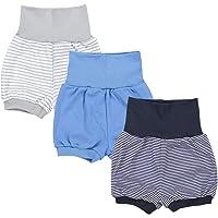 TupTam Shorts pour Bébé Pantalon Lot de 3