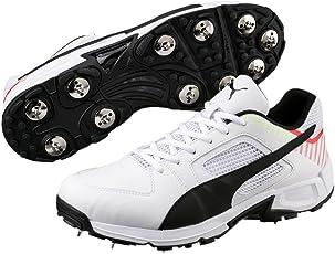 Puma Men's Team Full Spike Ii Cricket Shoes