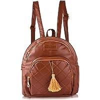 MAGLENO - Small Size Stylish Girls Ladies Mini Backpack Handbag Shoulder Bag Travel Bag