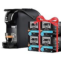 Bialetti Break Automatica - Macchina Caffè Espresso a Capsule in Alluminio con sistema Bialetti il Caffè d'Italia…
