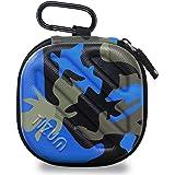 TIZUM Earphone Carrying Case - Multi Purpose Pocket Storage Travel Organizer for Earphone, Pen Drives, Memory Card…