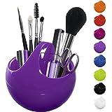 """Spirella Cosmetica-organizer """"Bowl"""" opbergdoos voor make-up en sieraden 10,5x9,5cm lila"""