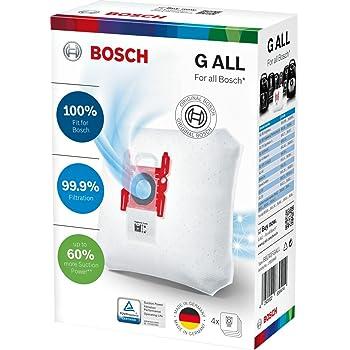 10 Staubsaugerbeutel für Bosch BGL8334 Staubsauger Perfectionist ProSilence 59