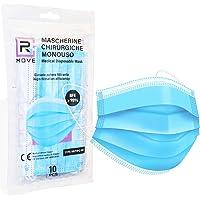 100 mascherine chirurgiche Dispositivo Medico di classe II R CERTIFICATE CE ogni mascherina è racchiusa in confezioni…