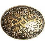 BESSUME Vendimia Medieval Vikingo Broche Estilo nórdico Broches Uno Trozo