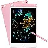 SCRIMEMO Colorato Tavoletta Grafica LCD Scrittura Digitale 10 Pollice, Elettronica Lavagna Cancellabile Tavolo da…