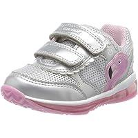 Geox B Todo Girl C, Sneakers Basses Fille