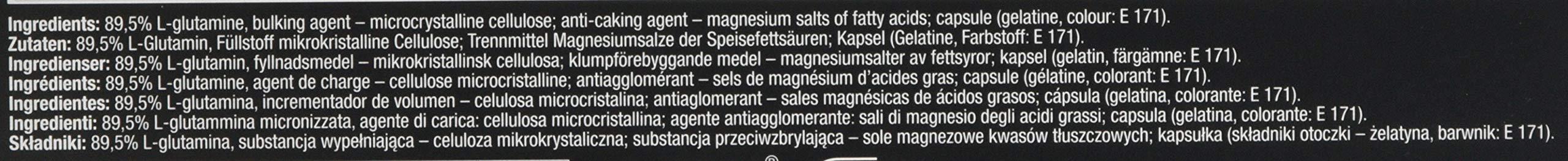 71yBqnAOL8L - Olimp Labs L-Glutamine Capsules, Pack of 120 Mega Capsules 24757