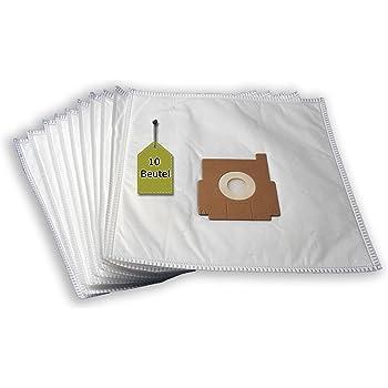 10 Staubsaugerbeutel geeignet für Quigg BS 1700.06 BS 2200.05-09