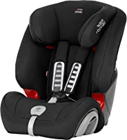 Britax Römer EVOLVA 1-2-3 PLUS Group 1-2-3 (9 Months to 12 Years)/(9-36kg) Car Seat - Cosmos Black