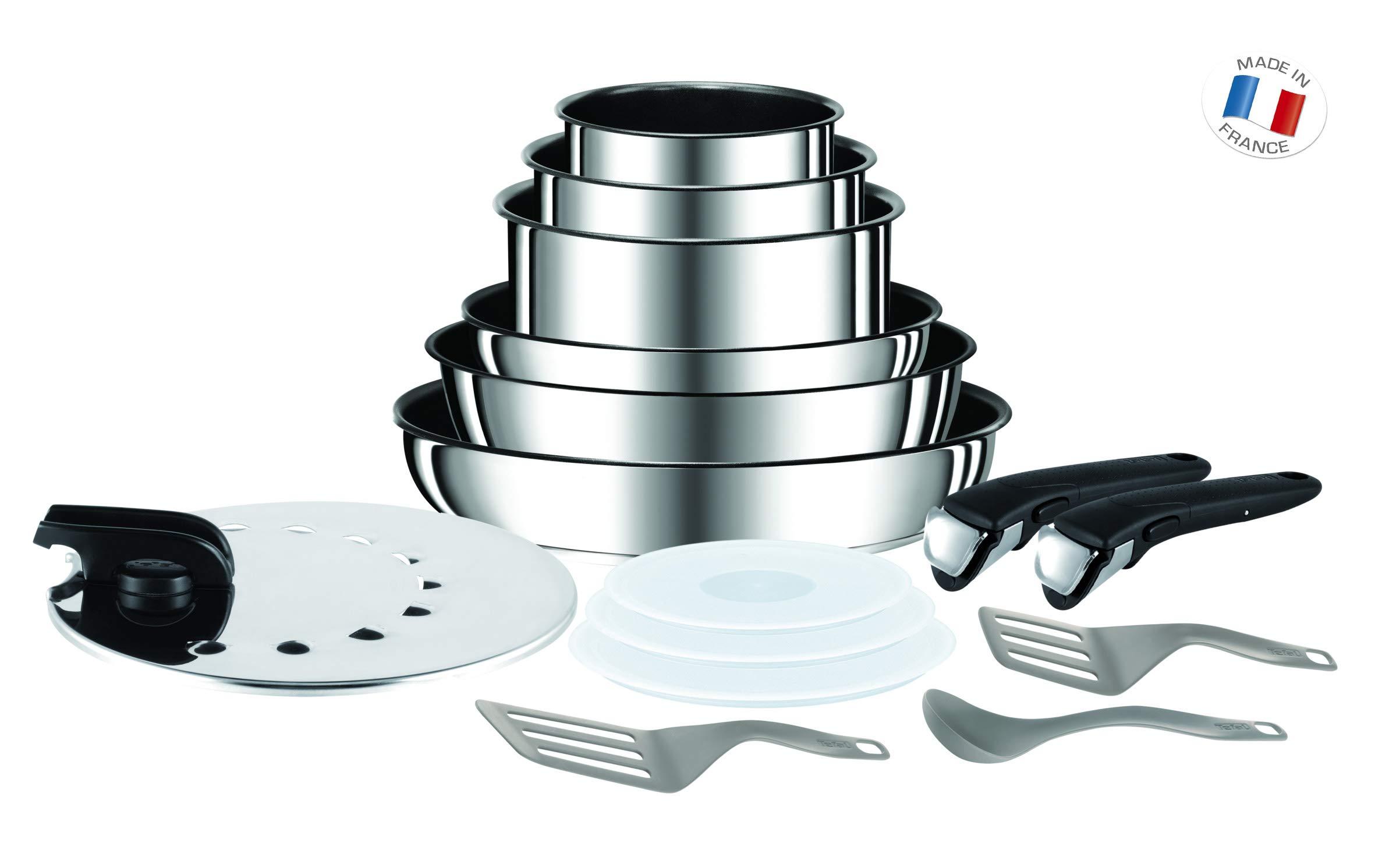 Tefal L9409602 Ingenio Performance Inox Batterie De Cuisine 15