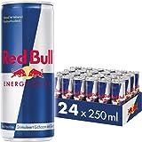 Red Bull Energy Drink, 250ML (Regular 24-pack) 6,40 kg