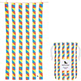 Dock & Bay Lightweight Beach Towel - For Travel - Super Absorbent, Quick Dry, Sand Free, Trendy Designs - Compact, 100% Recyc