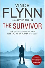 The Survivor: A race against time to bring down terrorists. A high-octane thriller that will keep you guessing. (The Mitch Rapp Series Book 14) Kindle Edition
