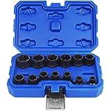 مجموعة أدوات المقبس لإزالة الصامولة المسمار من إيبيل (13 قطعة)