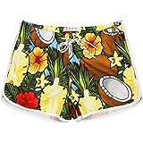 APTRO Womens Swimming Shorts Beach Shorts Ladies Ladies Swim Trunks Quick Dry Board Shorts Casual Home Wear Womens Yoga Hawai