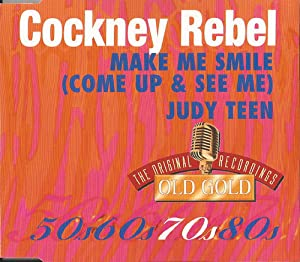Make Me Smile (Come Up & See Me) / Judy Teen