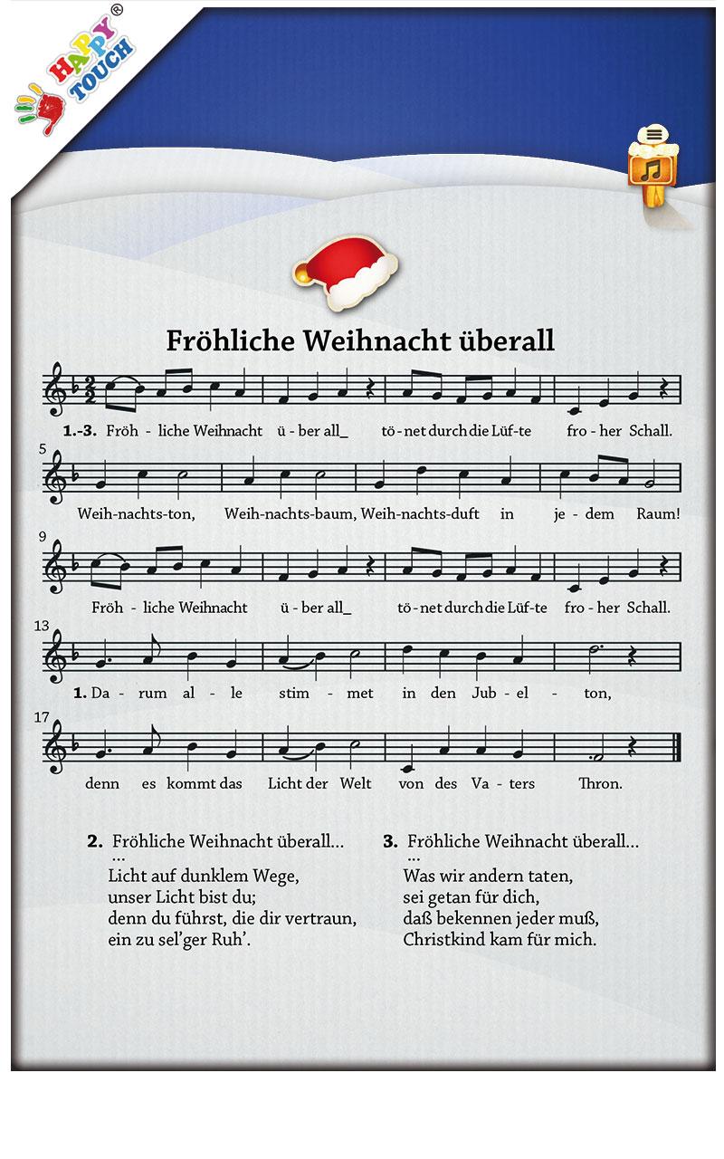 deutsche weihnachtslieder f r kinder und erwachsene von. Black Bedroom Furniture Sets. Home Design Ideas