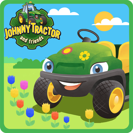 Johnny Tractor and Friends: Growing Season