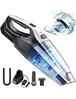 Holife Handheld Vacuum Cordless, 6000Pa 14.8V Powerful