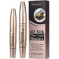 4D Silk Fiber Lash Mascara, 4D Mascara Fiber Lash mit Fasern, 4D Silk Fiber Wimperntusche, 4D Silk Mascara Waterproof…