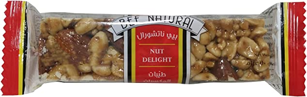 Bee Natural Nut Delight Crackers, 50 gm