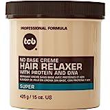 Tcb Hair Relaxer No Base Creme 15oz. Super Jar (6 Pack)