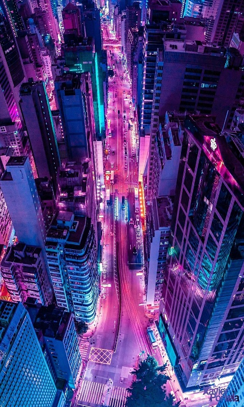 Neon City Wallpapers Amazon Co Uk Appstore For Android