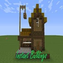 Instant Buildings Mod by bigapkinc