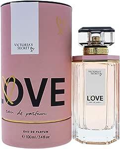 Victoria's Secret Love Eau De Parfum 100ml3.4oz Perfume Spray Fragrance for Her
