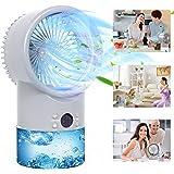 Climatiseur Portable, TedGem Climatiseur Mobile, Refroidisseur d'air Portable, 3 en 1 Ventilateur/Air Humidificateur/Conditio