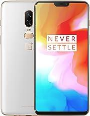 OnePlus 6 Silk White - 8GB RAM 128 GB di Memoria - Android Dual SIM