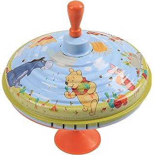 Blechspielzeug Spielzeug Brummkreisel Von Goki Defekt